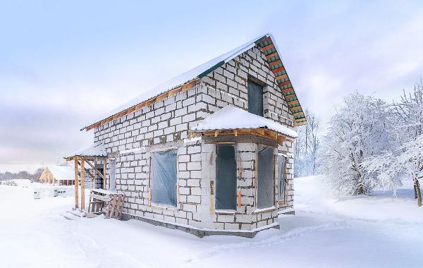 Консервация дома на зиму